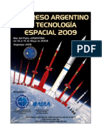 Congreso Argentino de Tecnologia Aeroespacial 2009