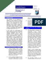 Abnormal Cervical Cytology Revised November 2008