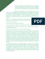El Marco Conceptual Para La Información Financiera Emitido El 1 de Enero de 2012