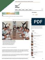 08-10-15 Confirma Gobernadora Claudia Pavlovich apoyos a productores Sonorenses - El Reportero