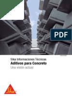 Brochure Aditivos Concreto Sika LATAM