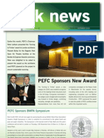 PEFC UK Newsletter (October 2009)