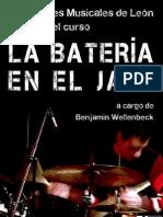 La batería en el Jazz - Curso JJMMLeón