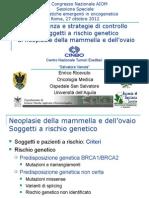 1. 27.10.12 Roma Prev Rischio Genetico AIOM