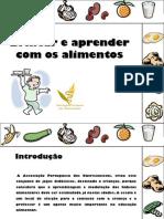 Brincar e aprender com os alimentos - atividades.pdf