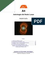 A4-Astrología Del Nodo Lunar-Psicología Astrológica