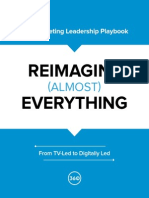 Marketing Leadership Playbook 2015