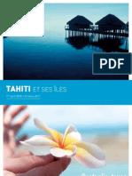 Brochure Tahiti et ses iles par Australietours 2010/11