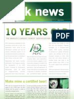 PEFC UK Newsletter (July 2009)