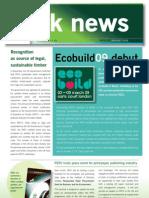 PEFC UK Newsletter (February 2009)
