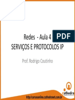 Redes - Aula 4
