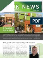 PEFC UK Newsletter (October 2008)
