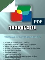 Brochure de ServicioILED