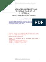 Notas de Matematicas