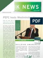 PEFC UK Newsletter (February 2008)