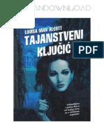 Louisa May Alcott - Tajanstveni Ključić