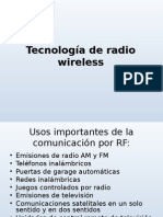 Tecnologia Radio Wireless