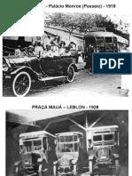 Rio de Janeiro - Brasil - Old transit pictures