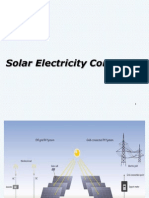 Energy systems PhotoVoltaic System
