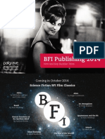 BFI Publishing Catalogue 2014