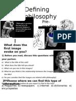 Micro Class Philosophy
