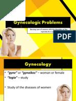 Gynecologic Problems