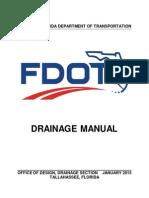 FLORIDA DrainageManual