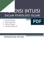 POTENSI INTUISI DALAM PSIKOLOGI ISLAMI.pptx