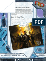 Legacy of the Crystal Shard DDEncounters-Instructions