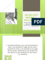 Jacob Levy Moreno