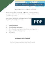 Evidencia 1-Mapa Conceptual Investigación de Mercados