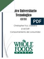 Caso Whole Food