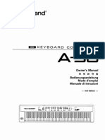 Roland a-30 Manual