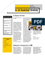 GBA Newsletter March 2010 (Spanish)