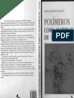 Mano E. B. - Polímeros Como Materiais de Engenharia