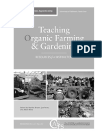 Teaching Organic Farming