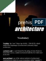 1-3 Prehistoric Architecture
