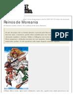 Tormenta D20 - Reinos de Moreania