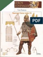 043 Guerreros Medievales Los Francos Osprey Del Prado 2007