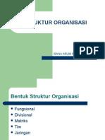 BAB IV Struktur Organisasai