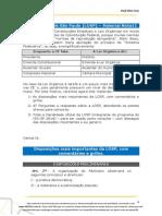 Resumo LOM-SP Nota 11