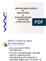 Implementing Nano Robots Mec