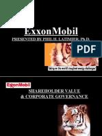 Exxonmobil Energizing Change