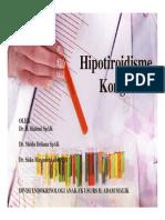 Hipotiroidisme Kongenital