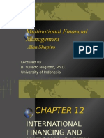 Session 7- International Financing and National Capital Markets