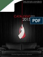 Catalogo Ilumeco 2015