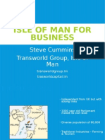 Jamille Cummins, Transworld Group - Isle of Man for Business