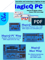 MagicQ PC Wing Datasheet