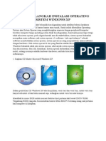 Langkah Instal Os Windows