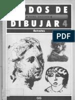 Libro de Dibujo Modos de Dibujar Retratos
